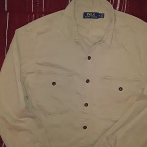 Polo classic lucky Lucy button down shirt